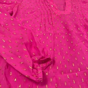 Lilly Pulitzer Tops - 🌸sale🌸Lilly Pulitzer silk blouse